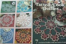 Learn Specific crafts patterns & books
