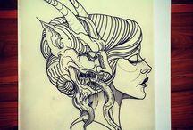 Tattoo Desenho