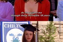 gilmore girls / by Kaitie Martin