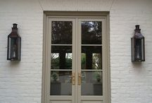 Home Exteriors and Doors / by EASYLIVING