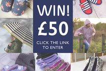 Competitions / Win great prizes here at totes Isotoner!