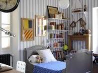 boys room ideas / by Nadene Stauffer