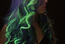 colores hair
