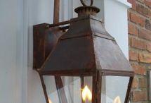 Gas Lights / Gas Lights, Gas Lanterns, Gas Lamps