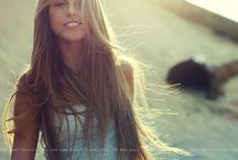 Long hair☆