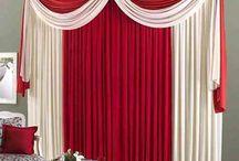 bonita cortina