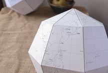 papir og  andre foldeting