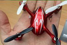 Droner, quadcopter