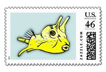 Interesting Postage Stamps / by OrangeCounty Gal