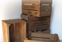 Crate and Pallet madness / Anything using a crate