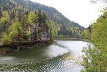 Bassins et Saut du Doubs / Photographies du site naturel du Saut du Doubs et de ses bassins.