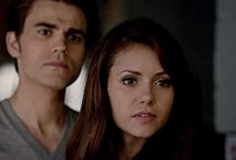 Stefan and Elena / by Helen Axon