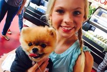Jordyn Jones and Jiff