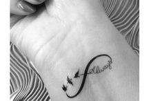 Nápady na tatoo.... / tetovania, kerky, pero-kreslenie