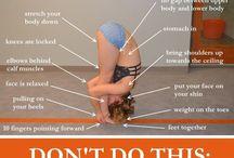 Yoga & excercises