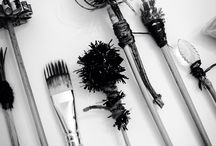 Brushes & tools