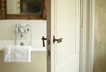 HOMeSTyLe ~ Farmhouse Chic / What would it feel like to live in the country, grow your own food, let time slow down.....?