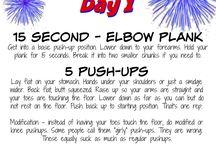 Planks & Pushups / 0