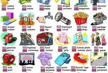 British/American English