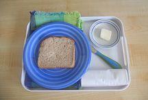 montessori food prep