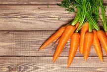 Carrots help in boost fertility