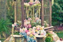jaulas para bodas