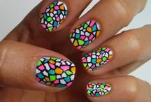 Nails I ♥ / by Carolina Garcia