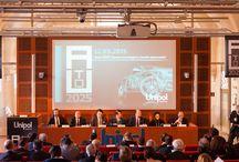 """Auto 2025 (Rome, March 13, 2015) / """"Auto 2025 - Scenari tecnologici e risvolti assicurativi"""", a Gruppo Unipol event with the support of Triumph Group International #TriumphGroupInt #Unipol http://www.triumphgroupinternational.com/unipol-presents-auto-2025-with-triumph-group-international/"""