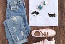 flat ou fashion inspiração