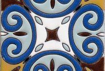Ceramica corda seca