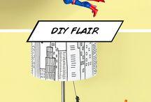 Thème super héros
