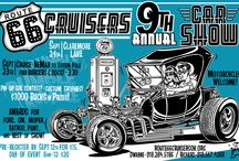 Route 66 Cruisers Car Show 2016! / Route 66 Cruisers Car Show 2016 Sept. 23rd-24th Claremore, Oklahoma