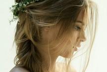 Wedding hair / by Leonor