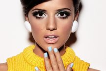 1960's Hair and Make up Inspiration / Hair and make up from the 1960's