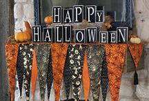 Halloween/Fall crafts and decor