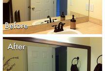 Espejos De Baño / espejos baño de pared completa
