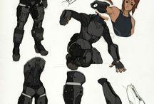 Characters Female Sci Fi