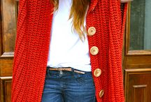 Wearable crochet