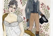 Austen & Brontë