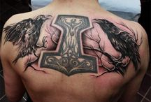 vikings tatoo