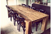 Railroad table