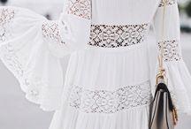 Vestidos Románticos Bohemios