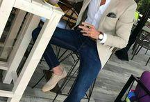 Ropa elegante hombre