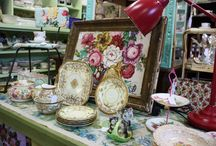Victory Theatre Antiques Centre - Blackheath NSW / Greygoose Studio lovingly spend hours prettifying this treasured spot at The Victory Theatre Antique Centre in Blackheath, NSW. It is an outlet of both the retail and creative kinds! We stock all manner of gorgeous things original and refurbished. Visit us regularly as our yummy stock is ever-changing! Xxx