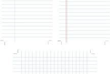 altered notebooks, mini journals