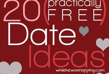 Date Night Ideas / Date ideas / by Cristina Smith