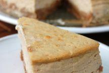 taarten / toetjes / lekkere recepten voor taarten/cakejes/muffins etc.