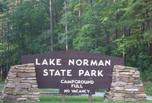 Lake Norman Parks / Parks in the Lake Norman area.