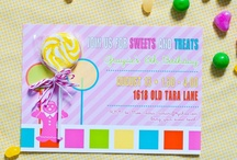 Party invitation ideas / by Olivia Castle