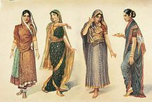 India : Traditional costumes